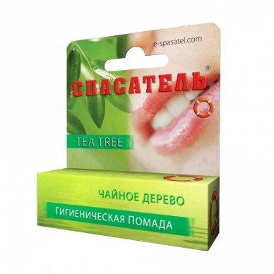 Higieninis lūpų balzamas Arbatmedis, Gelbėtojas®
