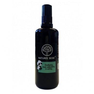 Purškiamoji aromaterapinė priemonė nuo vazdžių, NATURÉE BEBE