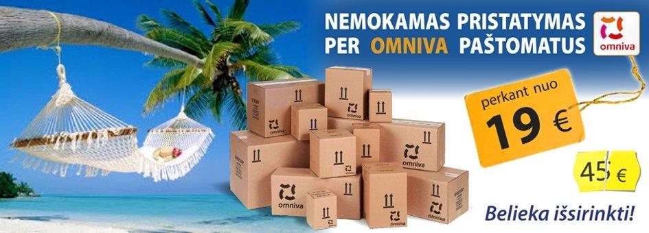 OMNIVA - vasaros akcija
